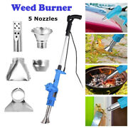 3 In 1 Electric 2000w 80-650℃ 2m Weed Barbecue Thermal Thermal Stick Burner Gear