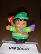 Fisher Price Little People Michael Replacement Robin Hood Vfp00641