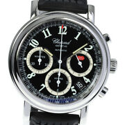 Chopard Mille Miglia 16/8331 Chronograph Black Dial Automatic Menand039s Watch_632736