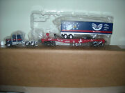 Lionel 39442 Wellspring F/c With Tractor Trailer
