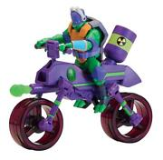 Rise Of The Teenage Mutant Ninja Turtles Bug Buster Cycle With Donnie