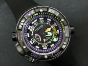 Citizen 2020 Evangelion Promaster Eco-drive Solar Menand039s J250 Watch Limited