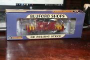 Buford Shops Ho Rtr Transfer Caboose W/running Board Chicago Great Western 177