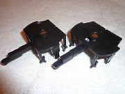 Lgb 67302 Single Axle Black Truck Frame Parts Set Of 2 Pieces Brand New