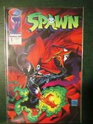 Spawn 1 2 3 4 5 6 7 8 Image Comics, First Appearance, Todd Mcfarlane 1992