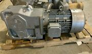 New No Box Nord Gear Motor Sk 132s/4 Cus Speed Reducer 9042.1-132s/4 Cus