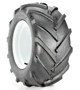 One 16x6.50-8 Rubber Master Lawn Garden Tractor Lug Tires