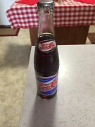 Vintage Collector Back To The Future 1950and039s Pepsi Cola Bottle Limited Edition