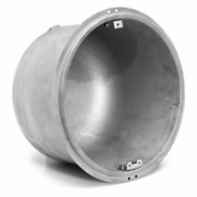 Hayward Sp0606c1 Stainless Steel 1 Rear Mount Concrete Spa Niche Free Shipping