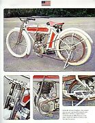 1911 Excelsior Motorcycle Article - Must See