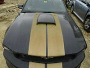 Hood With Hood Scoop Excluding Shelby Gt Fits 07-09 Mustang 744016-1