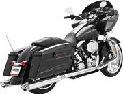 New Freedom Racing Dual Exhaust System Hd00134