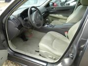 Driver Front Seat Bucket Air Bag Leather Awd Fits 12-13 Infiniti G37 770785-1