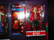 Neca House Of 1000 Corpses Otis Action Figure 3/100 Autographed By Bill Mosley