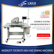 Jl3020 Bags Leather Industrial Computer Pattern Stitcher Sewing Machine