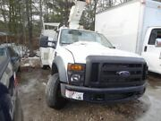 Passenger Fender Front Drw Fatboy Opt Fits 08-09 Ford F350sd Pickup 767130-1