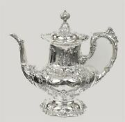 Reed And Barton Sterling Francis I Coffee Pot Date Code 1946
