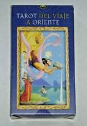 Tarot Of The Journey To The Orient. Htf Oop 78-card Deck. New And Sealed, W/ Bag.