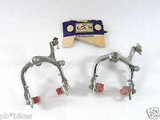 Lam Brake Calipers 1940and039s 70-95mm Vintage Touring Bike Long Reach Last Set Nos