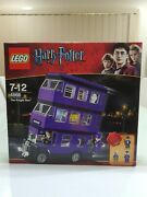 Lego - Harry Potter - The Knight Bus 4866 - Discontinued - Retired