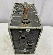 A Pair Of Kodak 16mm Collectible Cameras Model A And E For Parts Or Repair Look