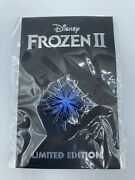Disney Movie Rewards Limited Edition Exclusive Frozen 2 Collectible Pin New Dmr