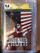 Department Of Truth 1 Cgc 9.8 Ss Tynion Inhyuk Lee 125
