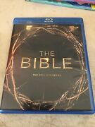The Bible The Epic Miniseries 4-disc Blu-ray Set 10 Episodes Richard Bedser