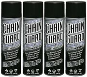 Maxima Racing Oils 77920-4pk Synthetic Chain Guard 54 Fl. Oz 4 Pack