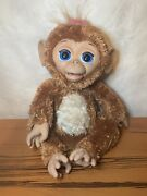 Furreal Friends Cuddles My Giggly Monkey Model A1650 Hasbro 2012 Electronic Toy