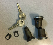 Nos Door And Ignition Locks With Keys 1966 Oldsmobile Cutlass 442