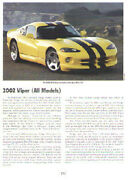 2002 Dodge Viper Article - Must See - Rt/10 Gts Coupe Arc Gts-r/t