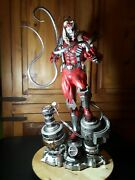 Omega Red 1/4 Scale Statue By Xm Studios Marvel X-men Villain W/art Print And Box