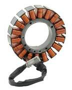 Accel Motorcycle 50 Amp Lectric Stator For Harley Davidson 3 Phase - 152115