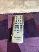 Frontgate 10039 Radio Cd Player Under Cabinet Remote And Holder