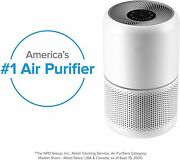 Air Purifier Home Allergies Pets Hair Wildfire Hepa Filter Filtration System New