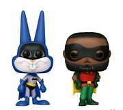 Funko Pop Movies - Space Jam 2 Pack Bugs Bunny And Lebron James