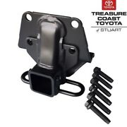 New Oem Toyota 4runner And Lexus Gx470 03-2021 Pintle Tow Trailer Hitch And Bolts