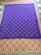 Crown Royal Purple Bag Quilt Made From More Than 160 Bags
