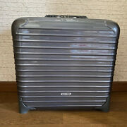 Rimowa Salsa Deluxe Carry Case Seal Gray 25l
