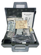 Imex Pocket-dop Iii Vascular Doppler With 2mhz Probes Manual Headset Case And More