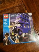 Lego Harry Potter Knight Bus 4755 - Used, Complete W/ Box/instructions