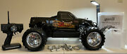 Smartech Bigfoot 1/5 Scale Rc 2wd Gas Mt Full Alloy Upgrade 28cc Rtr 2.4ghz