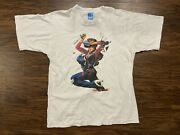 Vintage Bubblegum Crisis 1 Anime T-shirt Tagged L - Akira Ghost In Shell