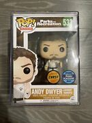 Funko Pop Johnny Karate Andy Dwyer Le 83 Funko Hq Flagship Fugitive Toys Excl