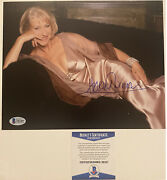 Helen Mirren Signed Autographed 8x10 Color Photo Sexy Full Name Beckett