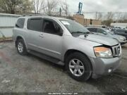 Automatic Transmission 4wd With Package Big Tow Fits 09-11 Armada 1159631