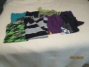 Lot Of 10 Boys Mixed Clothes   Tops And Bottoms  Size 10/12