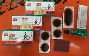 3-pack New Rema Tip Top Tt 01 Flat Puncture Repair Kit Patches Bicycle Tire Tube