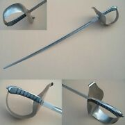 Hanwei Cas Hutton Duelling Sabre Sword Hand Made Form High Carbon Steel